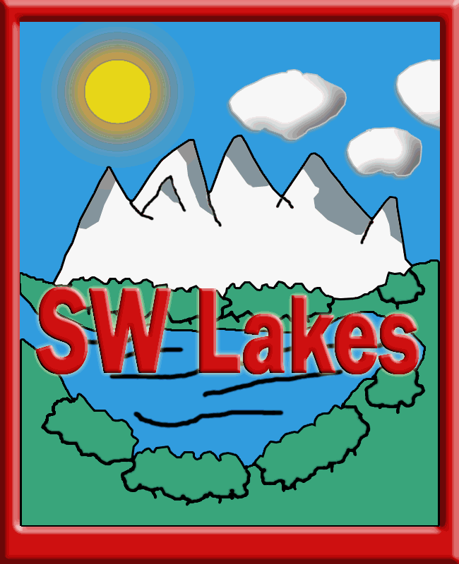 SW Lakes District Scout Badge