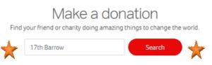Make A Donation screenshot